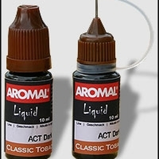 AROMAL Dark Tobacco II (Zigaretten-Geschmack) - Liquid made in Germany